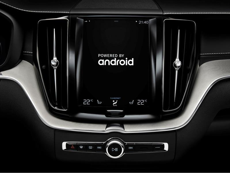 Volvo incluirá el sistema Android en sus automóviles