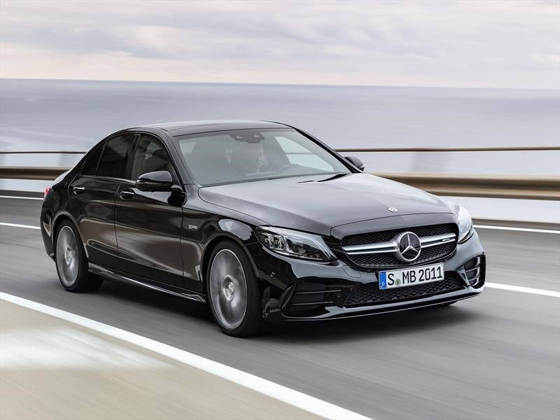 Mercedes-AMG C43 4Matic, ligeros cambios