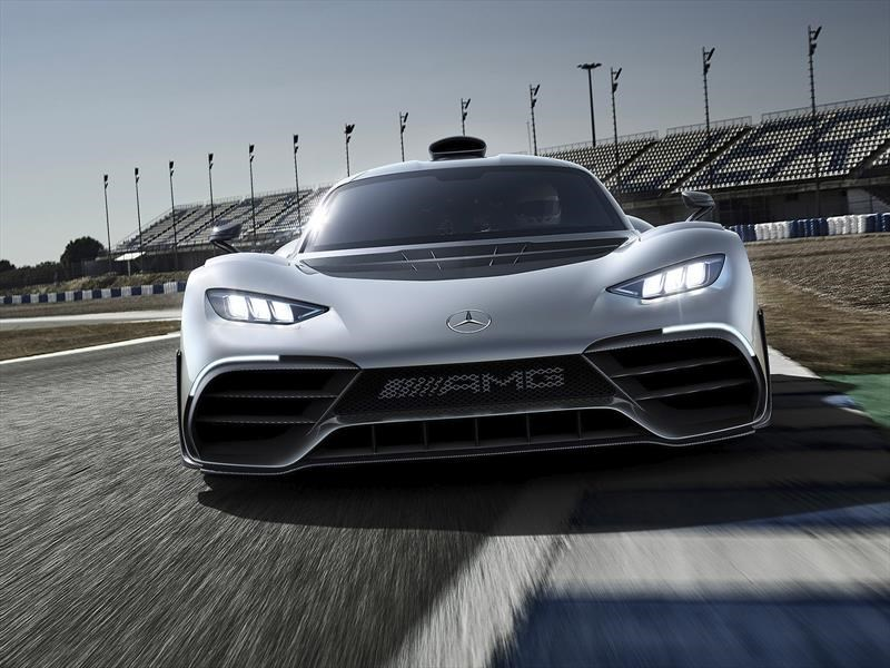 Mercedes-AMG Project One se presenta