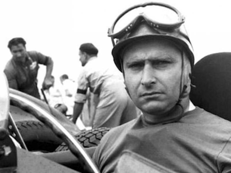 F1: Fangio, el mejor de la historia para Murray Walker
