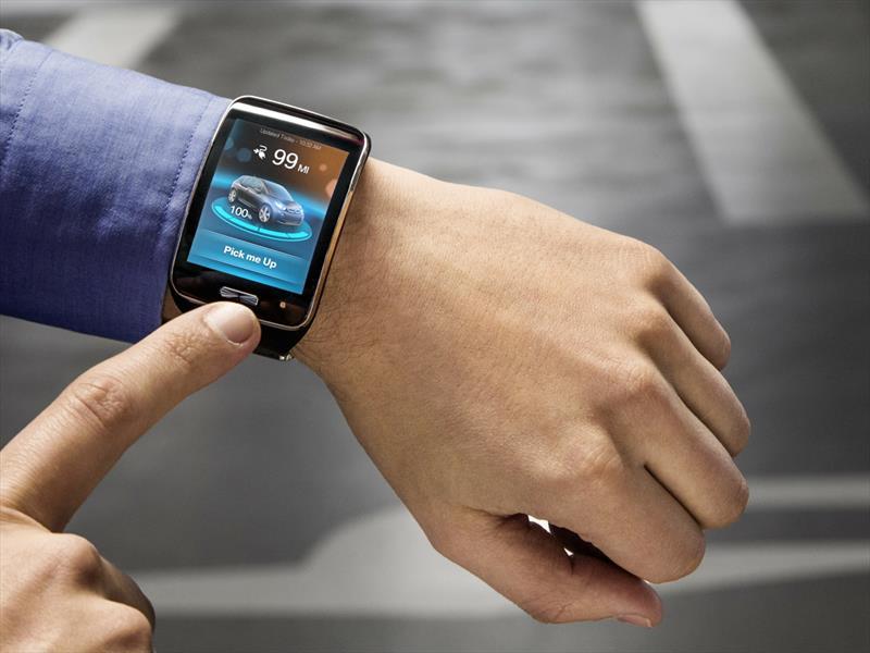 Las innovaciones tecnol gicas de bmw en el ces 2015 for Garage smart la valentine