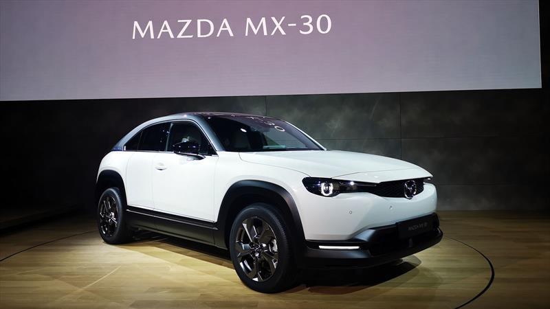 Mazda MX-30, el primer modelo 100% eléctrico de la marca