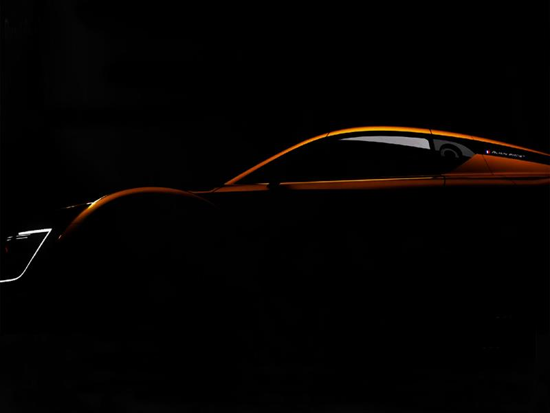 Video: teaser del Renault R.S.01