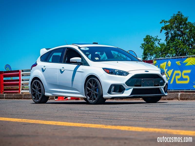 Ford Focus RS 2018, el hot hatch más esperado inicia ventas en Chile