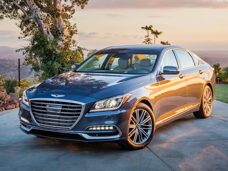 Genesis G80 2018: Precios y versiones