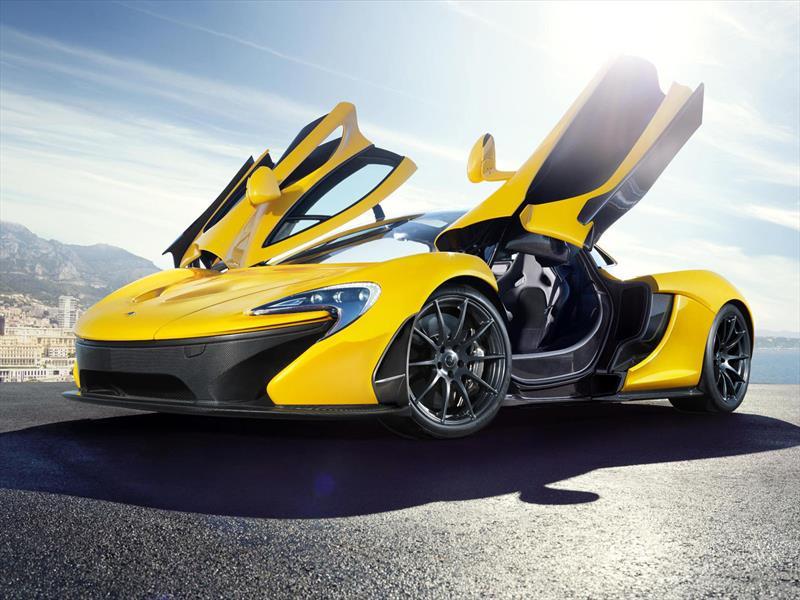 Ya se vendieron todos los McLaren P1 que serán producidos