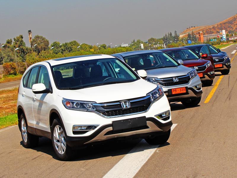 Venta De Autos Usados >> Nuevo Honda CR-V 2015 inicia venta en Chile