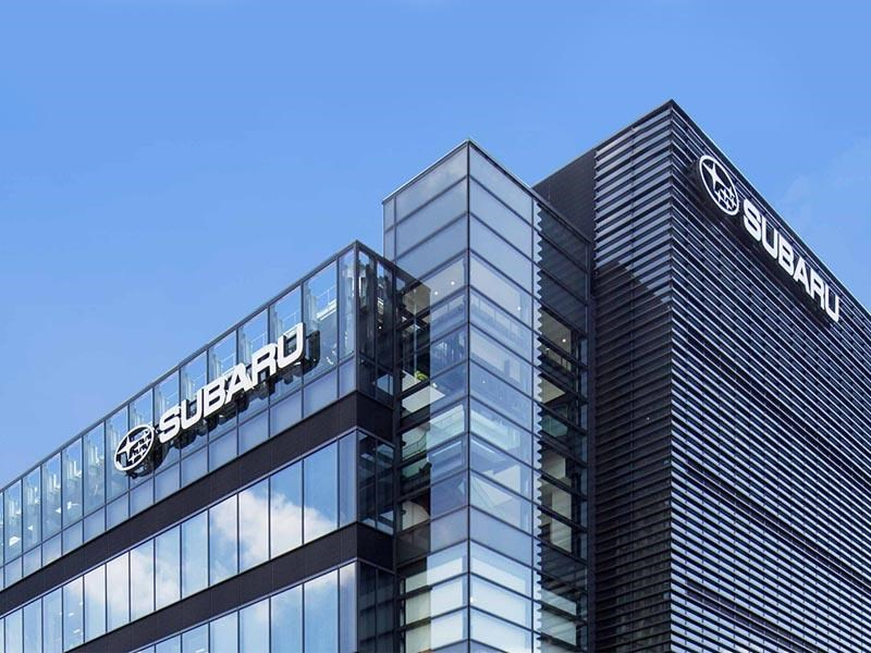 Fuji Heavy Industries ahora se llama Subaru Corp