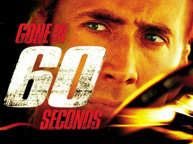 """Los 50 autos de la lista de """"Gone in 60 Seconds"""""""