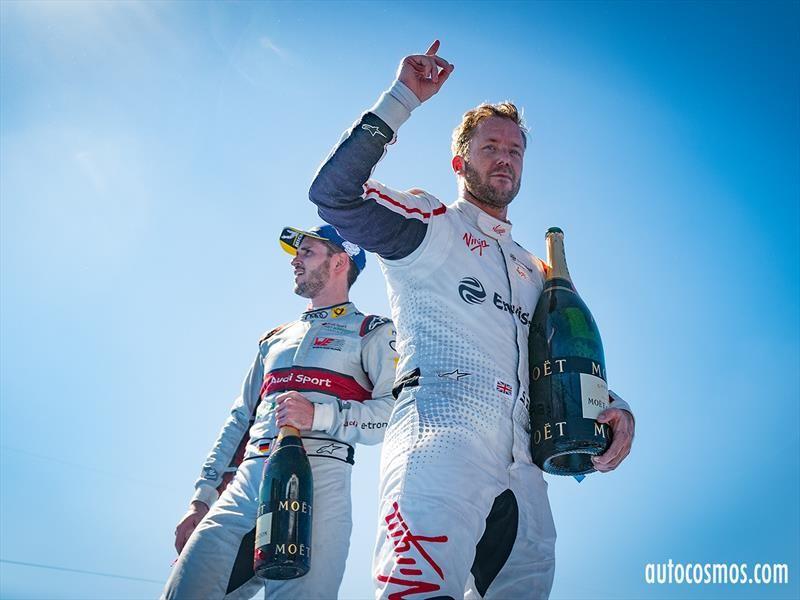 Sam Bird conquista una infernal fecha de la Fórmula E en Chile
