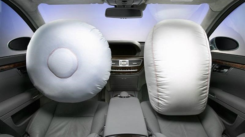 Estados Unidos investiga 12 millones de airbags en vehículos FCA, Honda, Hyundai, Kia y Toyota