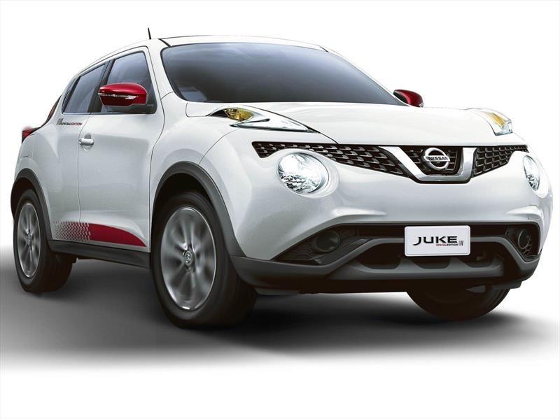 Nissan Juke Turbo tendrá versiones especiales