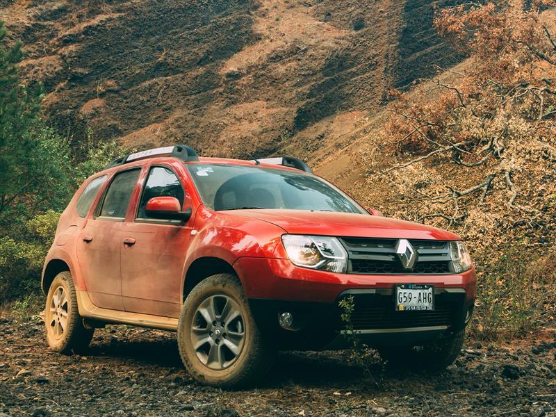 Renault Duster 2017 llega a México desde $239,500 pesos