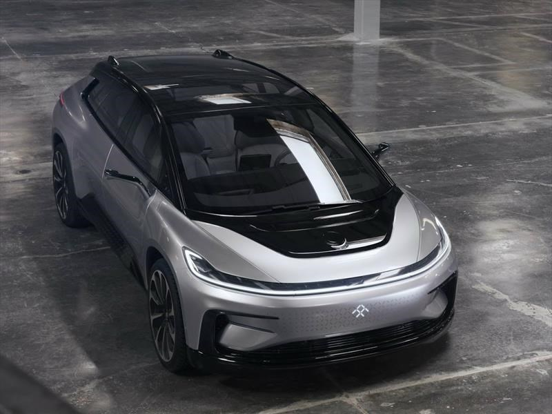 Faraday Future FF 91, la competencia local de Tesla