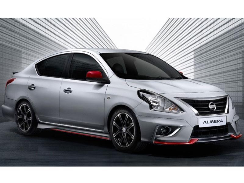 Nissan Versa NISMO, una versión exclusiva para Malasia ...
