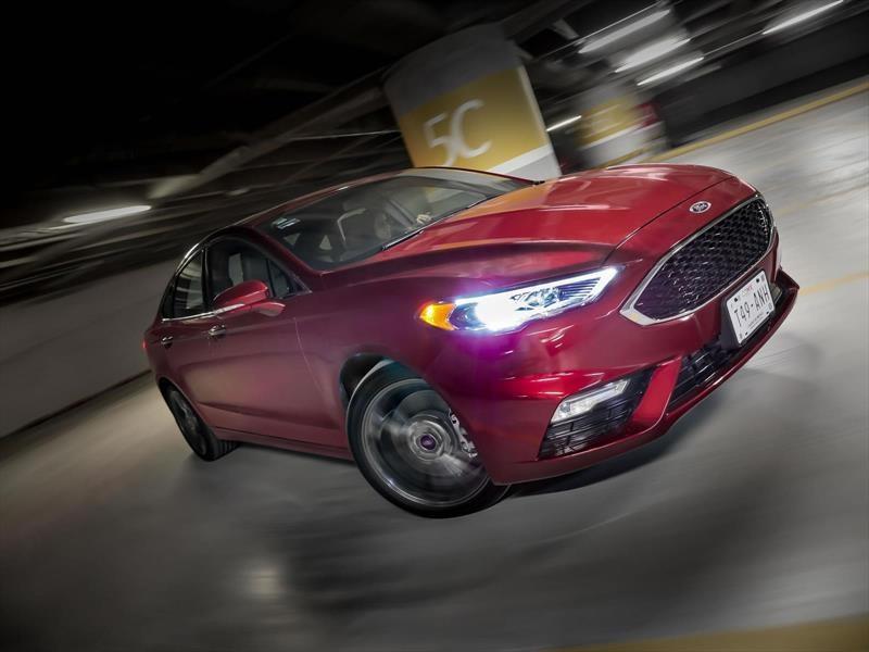 Ford trasladaría la producción del Fusion a China