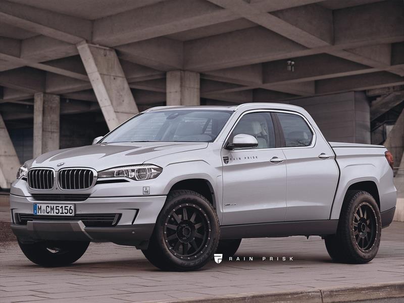 BMW quiere una pick-up, en Australia