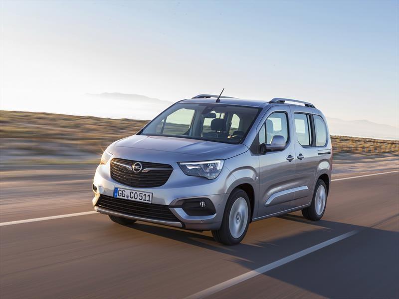 Opel Combo Life 2019, la hermana del Citroen Berlingo Multispace