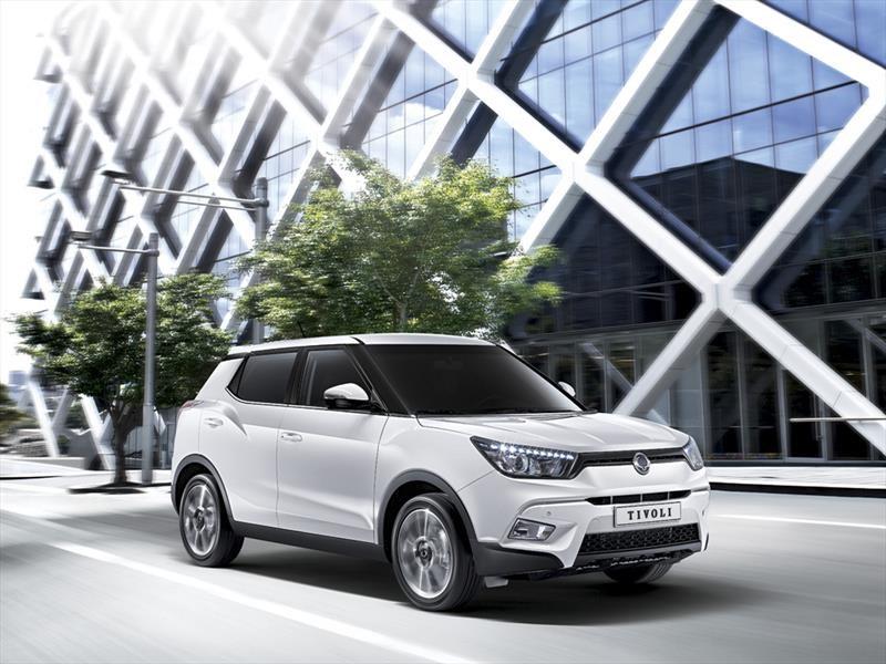 Ssangyong desarrolla vehículos con mayor conectividad
