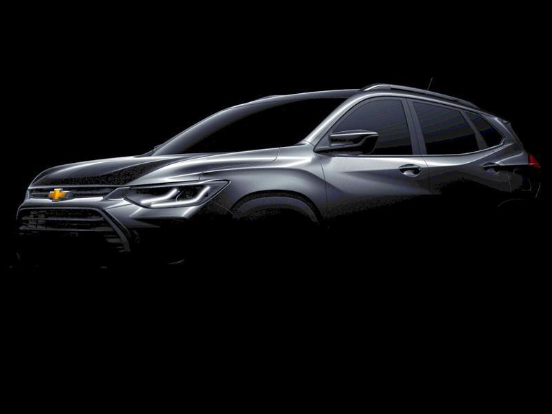 Chevrolet anticipa una nueva familia mundial de vehículos
