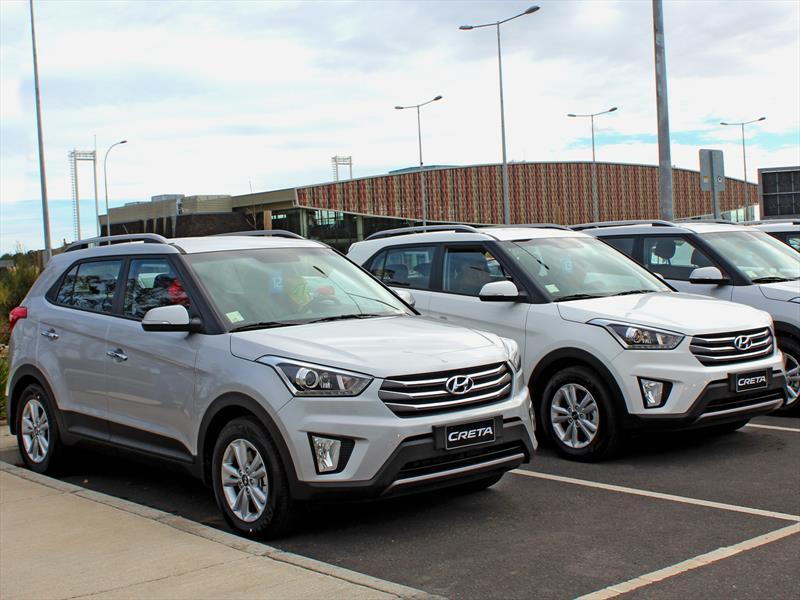 Hyundai Creta 2017, lo manejamos antes de su lanzamiento en México