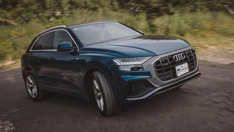 Audi Q8 2020 a prueba, la SUV Coupé que da cátedra a sus rivales