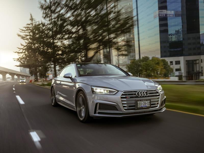 Manejamos el Audi S5 2018