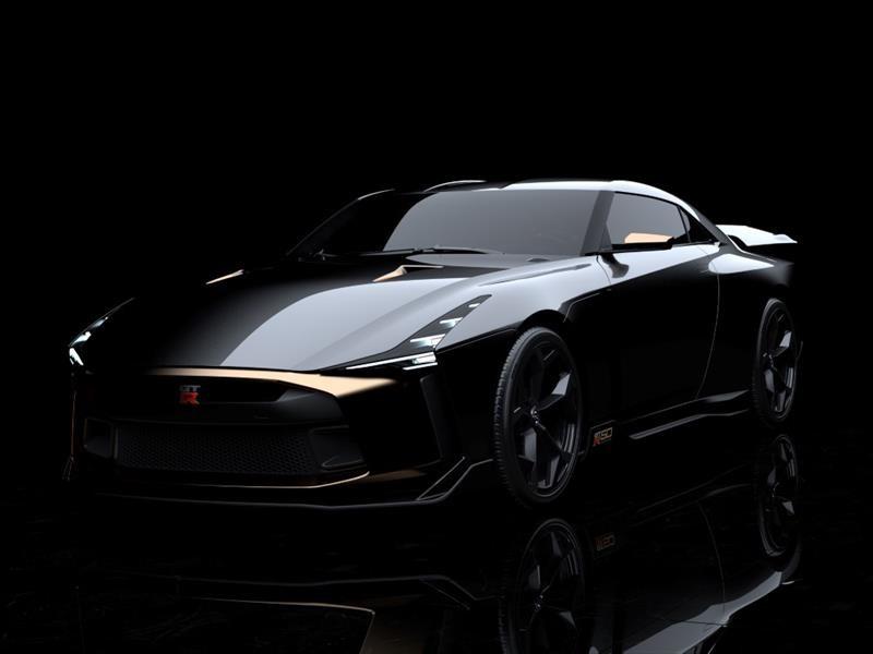 Italdesign construye el más radical y elegante Nissan GT-R