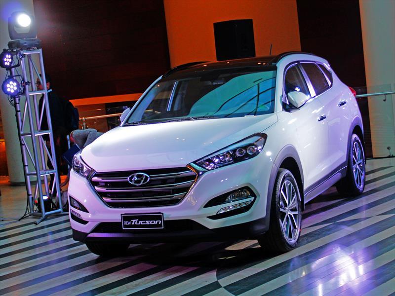 Nuevo Hyundai Tucson 2016 se estrena en Chile  Primeros antecedentes ... a81c27f0b9