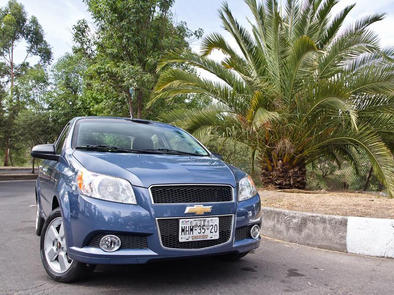 Chevrolet Aveo Ls Automtico 2013 Llega A Mxico Autocosmos