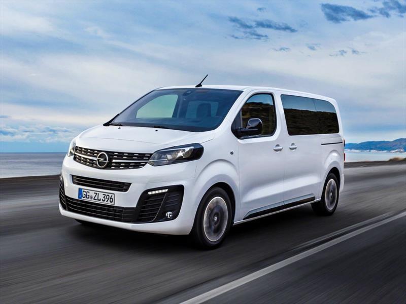La Opel Zafira 2019 es una van hecha y derecha