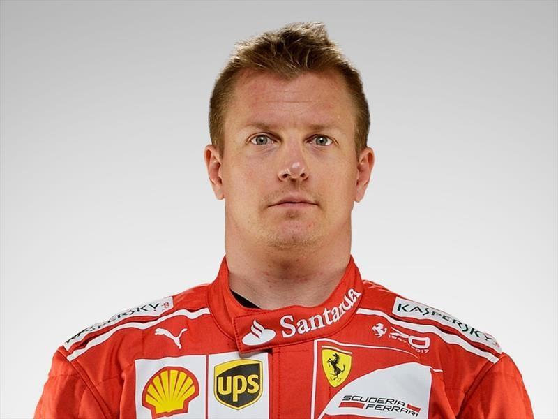 Kimi Räikkönen estará con Ferrari para la temporada 2018 de la F1