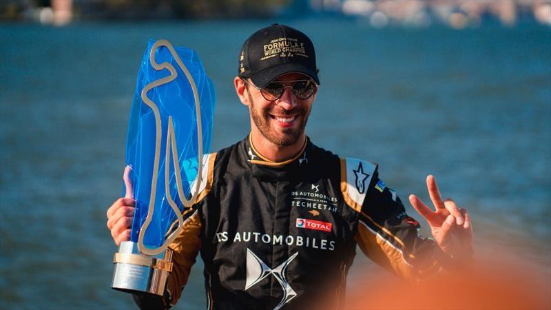 Fórmula E: Vergné y DS son los campeones de la temporada 2018-2019
