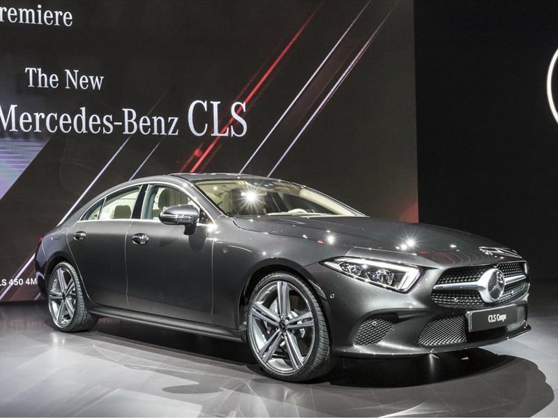 Mercedes-Benz CLS, la tercera y esperada generación