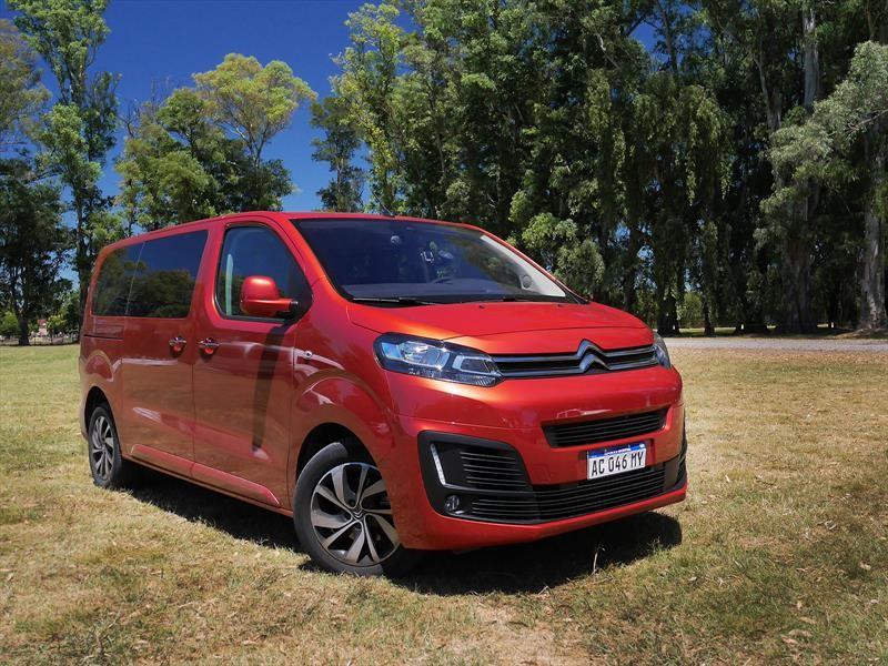 Prueba Citroën Spacetourer: Viajero del espacio