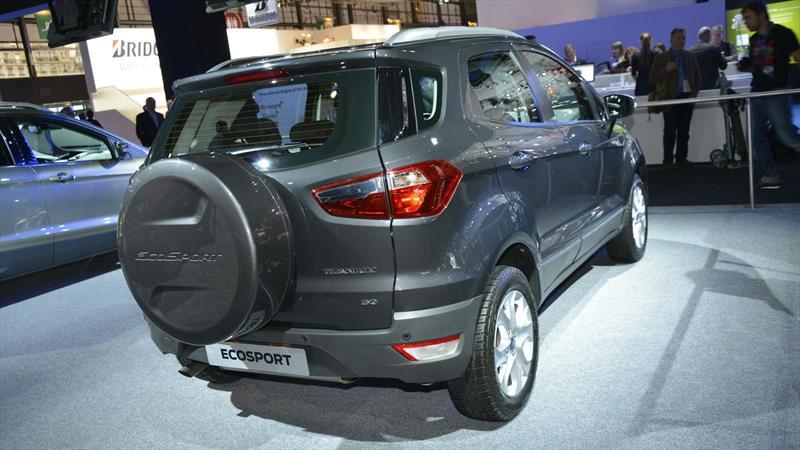 ford ecosport se presenta en el salon de paris