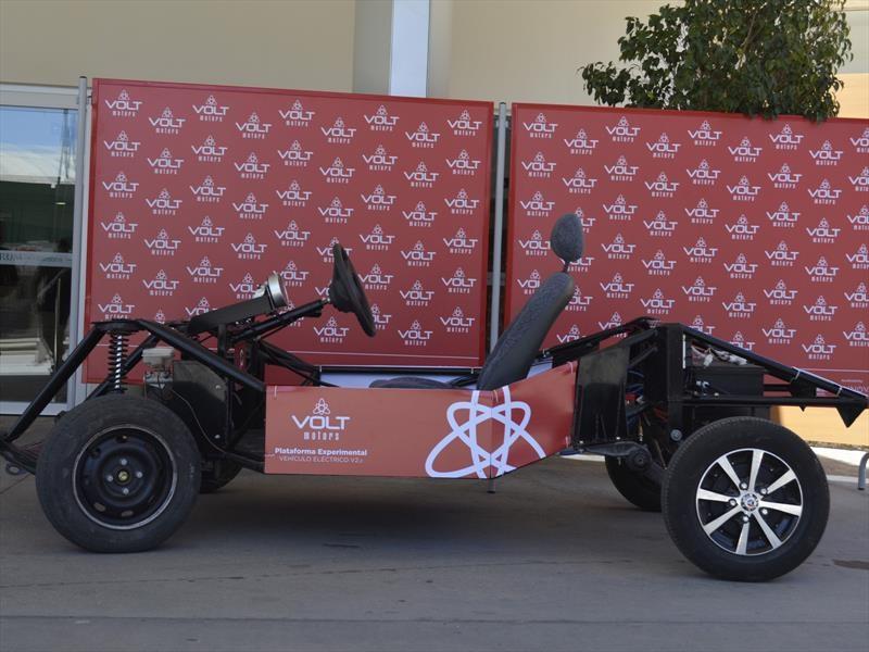 Volt Motors, la empresa argentina que quiere lanzar su propio auto