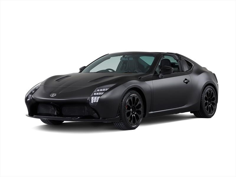 Toyota GR HV Sports Concept, nuevos cambios