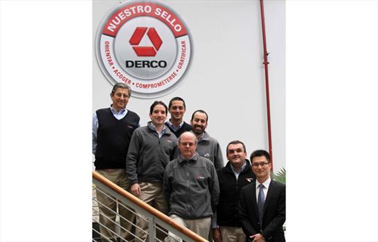 Derco: Nombrado Centro de Entrenamiento para Geely en Latinoamérica