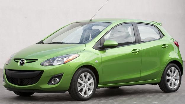 El Mazda2 es el auto tecnológico del año