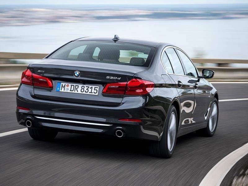 El nuevo BMW Serie 5 desembarca en Chile