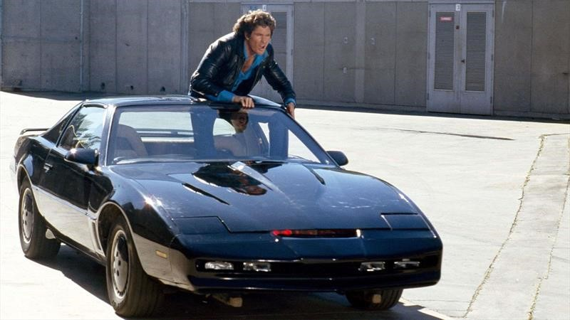 KITT, el Auto Fantástico regresará a las pantallas