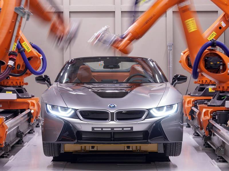 BMW le tomará rayos x a sus modelos