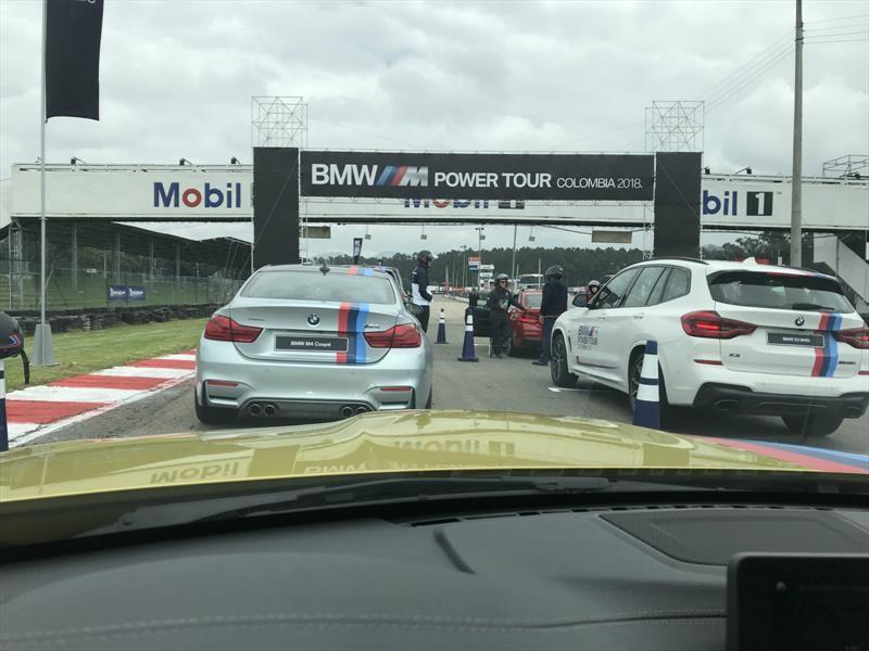 La familia M de BMW ya está en Colombia