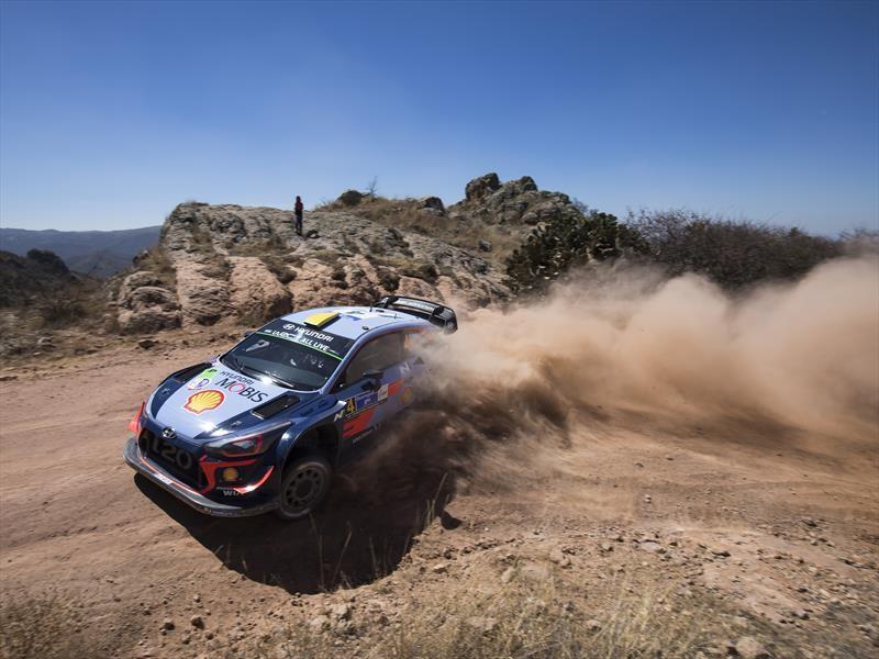 Hyundai proveerá nuevamente el auto oficial del Rally Argentina