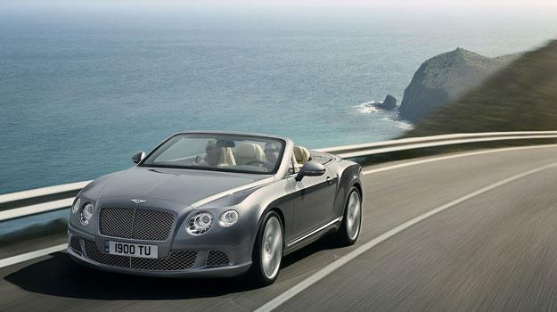 Bentley Continental GTC 2012 se presenta en el Salón de Frankfurt 2011