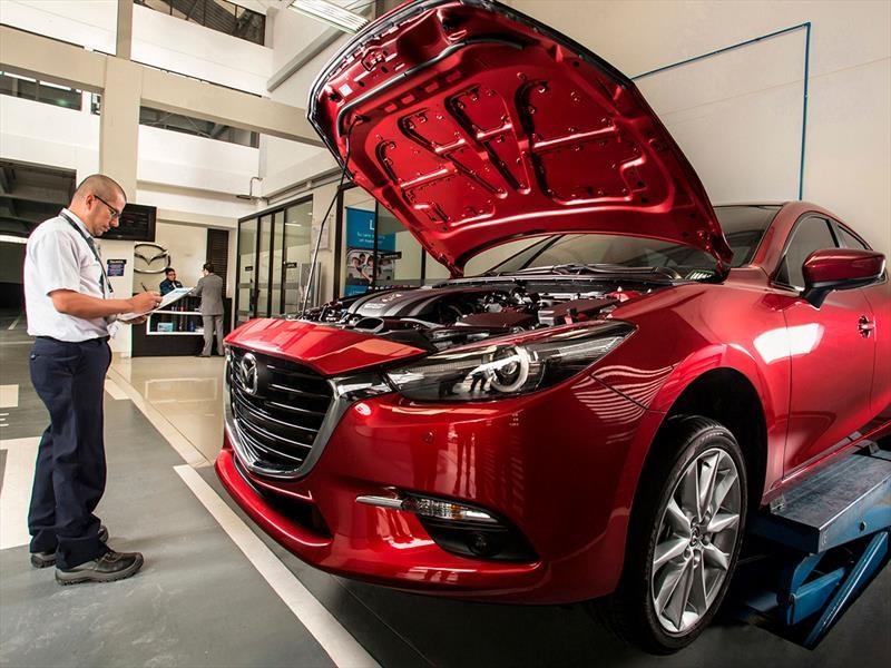 Mazda Quick Fix, un servicio de reparación rápido