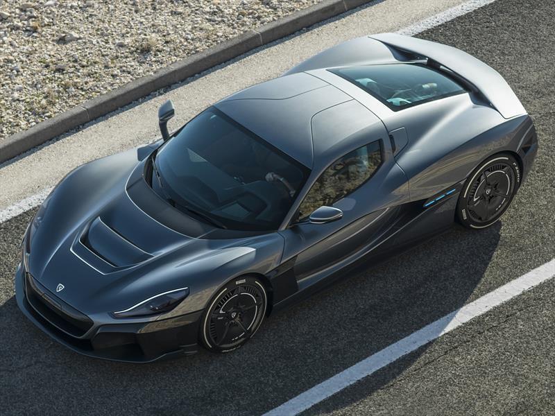 Rimac C_Two es el nuevo rival del Tesla Roadster