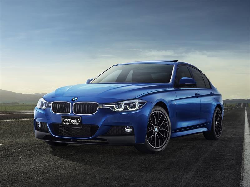 BMW Serie 3 M Sport Edition 2018 debuta
