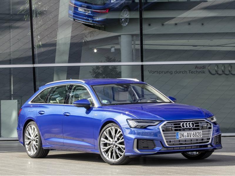 Audi A6 Avant 2019 debuta